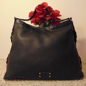 Kate Spade Large Black Shoulder Bag
